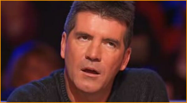 cowell shocked